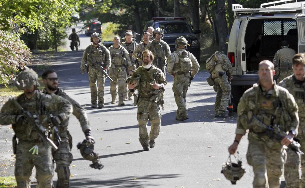 Police Barracks Shooting